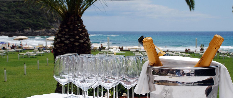 Matrimonio Sulla Spiaggia Gaeta : Matrimoni cerimonie ed eventi speciali al summit hotel gaeta